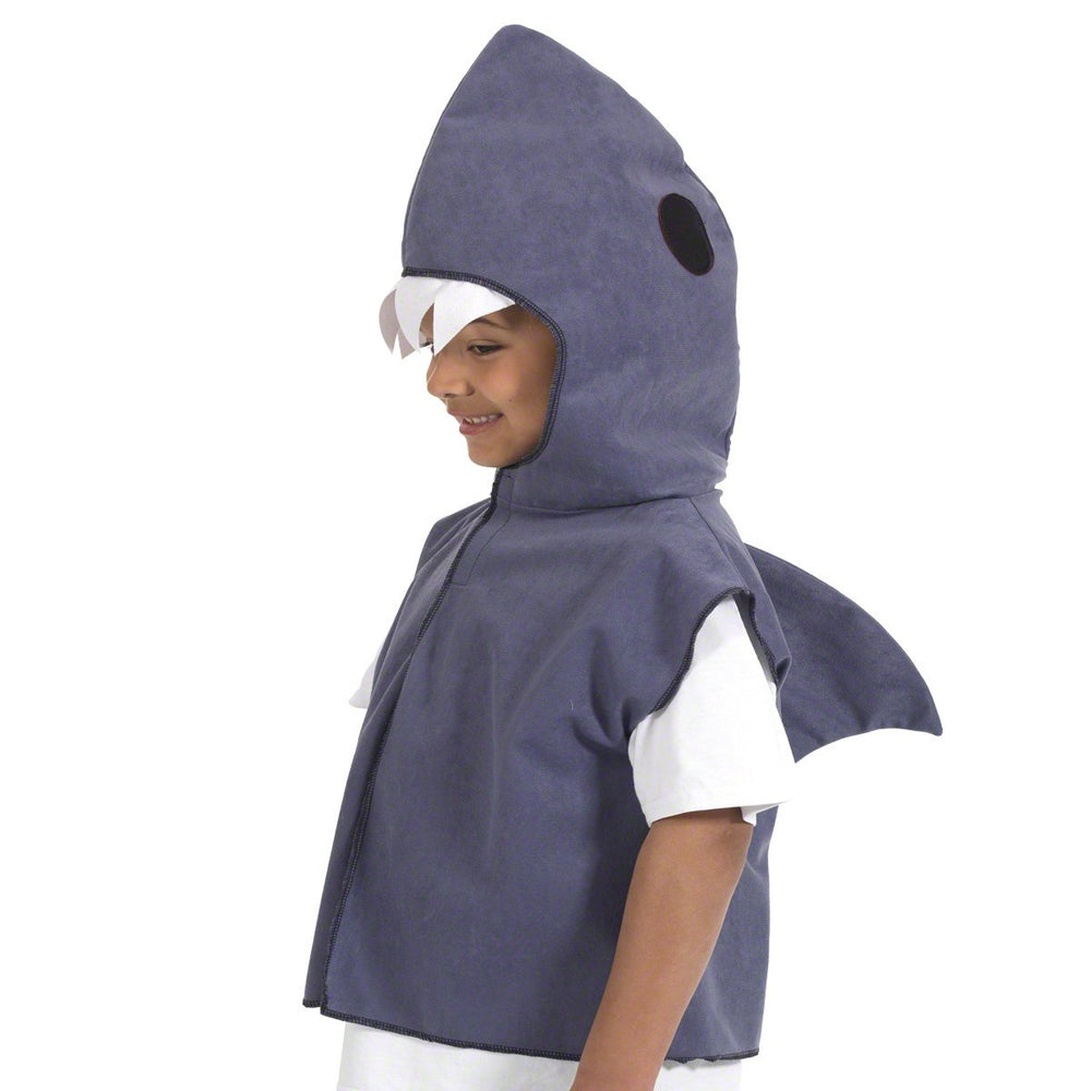 Image of Grey shark costume for kids | Charlie Crow