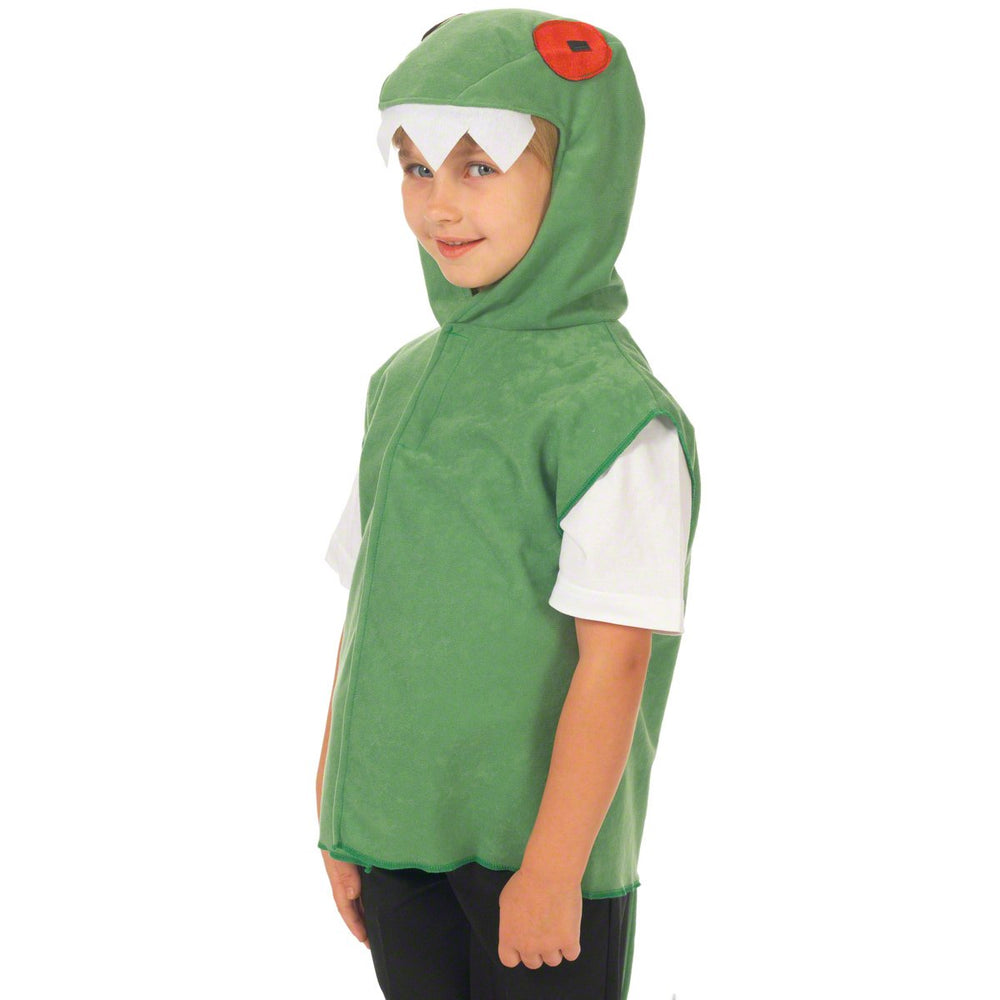 Image of Kids Green Crocodile | Alligator costume | Charlie Crow