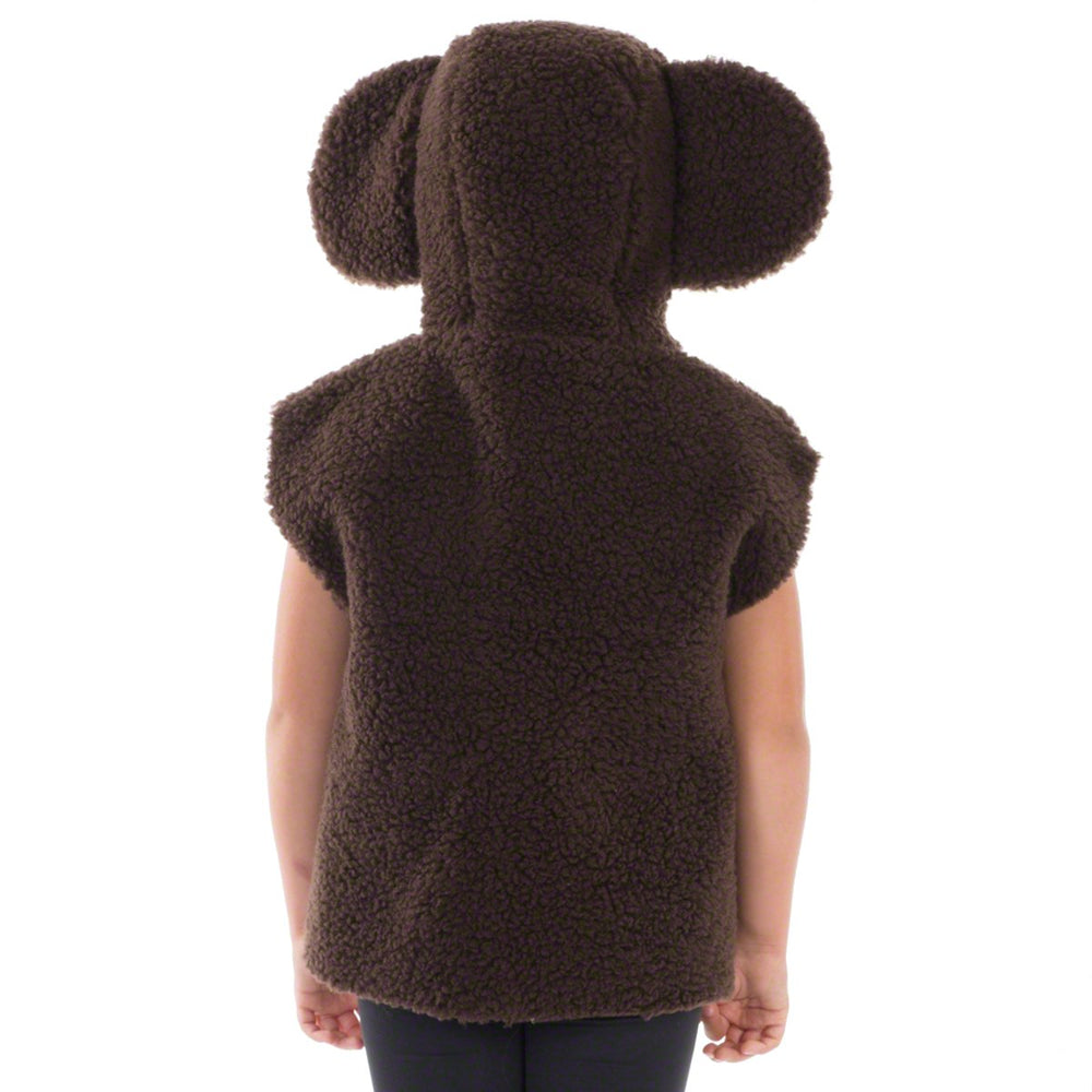 Image of Brown Teddy Bear costume for kids | Charlie Crow