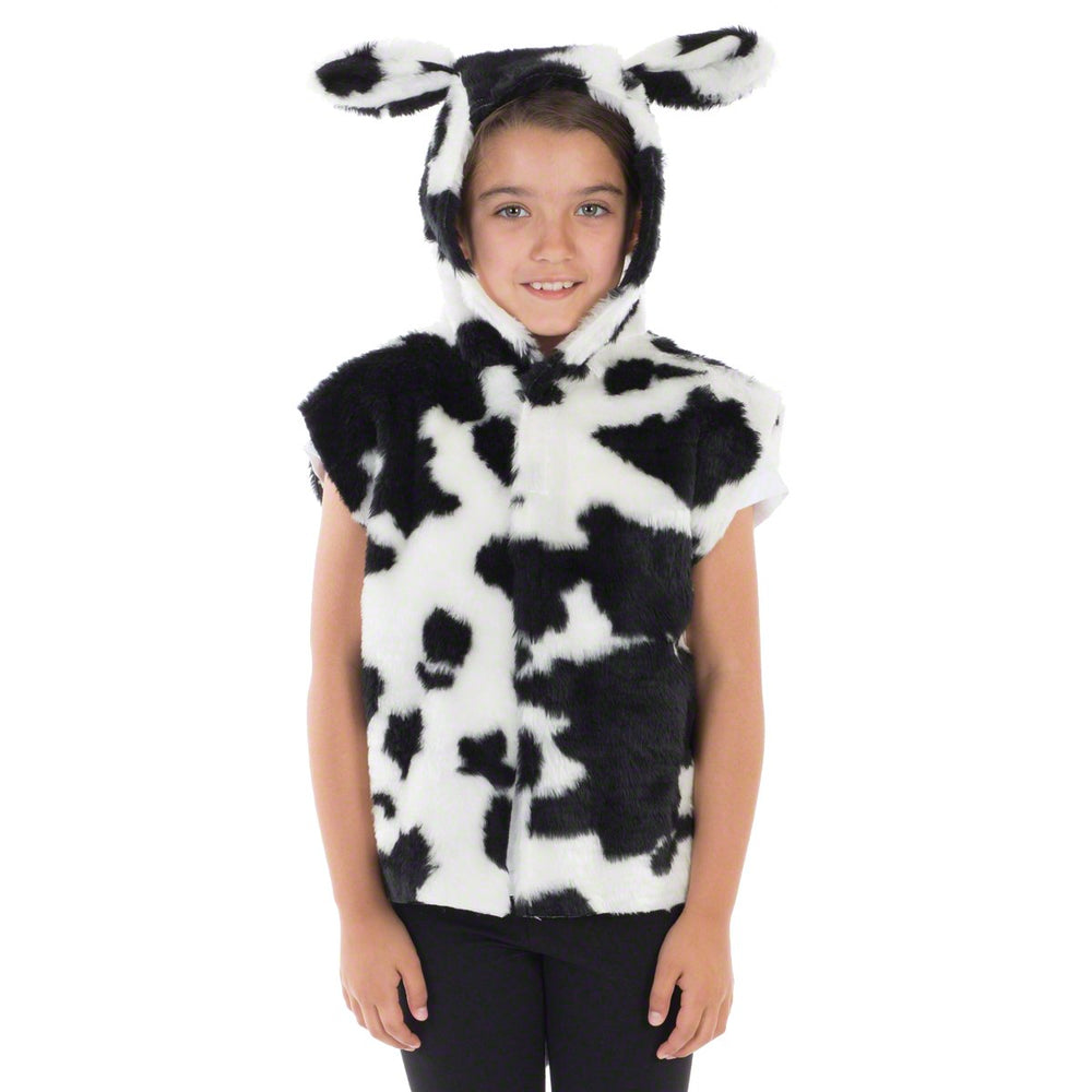 Image of Black Cow costume for kids | Charlie Crow