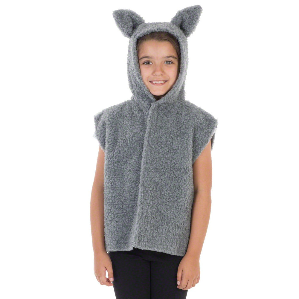 Image of Timber Wolf costume for kids | Charlie Crow