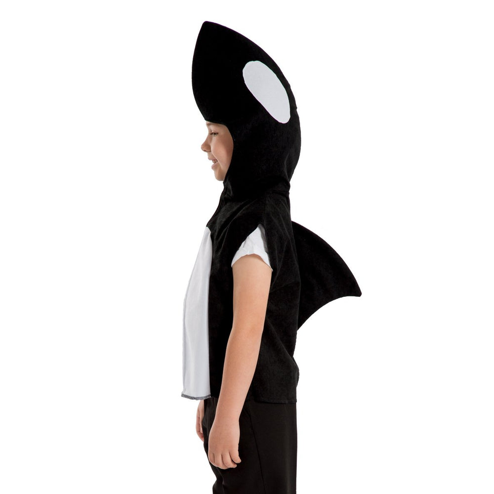 Image of Orca / whale costume for kids | Charlie Crow