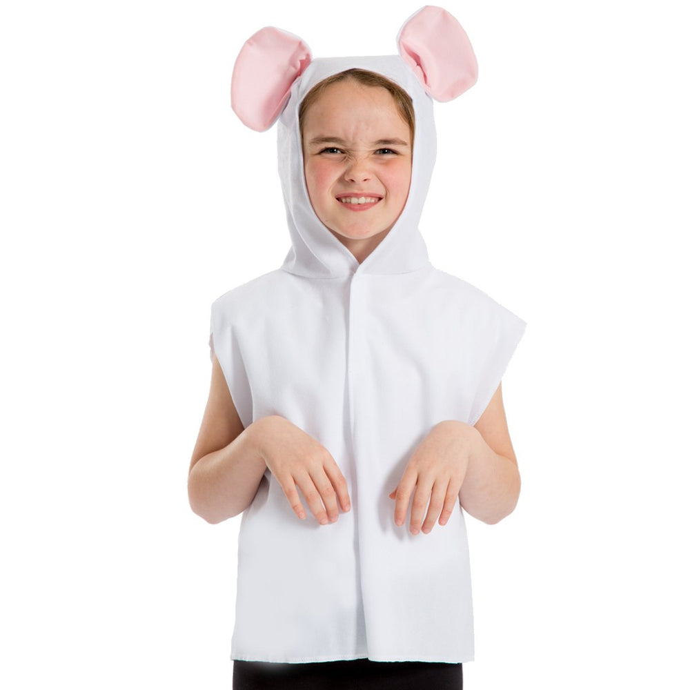 Image of White Mouse | Rat costume for kids | Charlie Crow