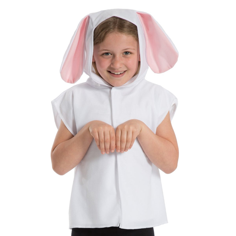 Image of White Rabbit costume for kids | Charlie Crow