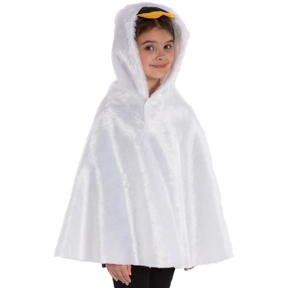 Image of Kids Swan | Goose | Seagull Bird costume | Charlie Crow