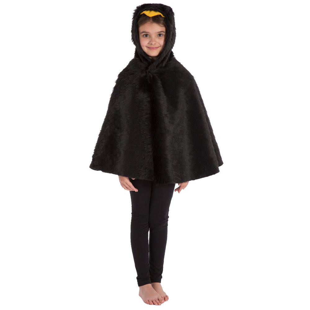 Image of Kids Blackbird | Rook | Raven | Crow costume | Charlie Crow