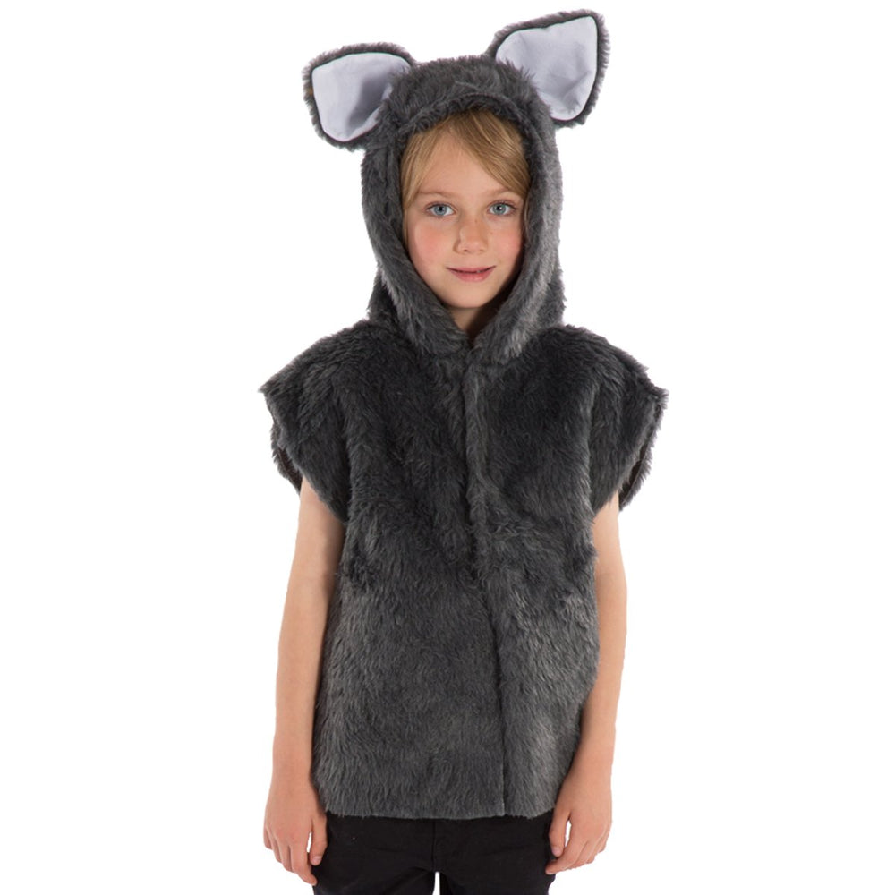 Image of Grey Cat | Kitten costume for kids | Charlie Crow