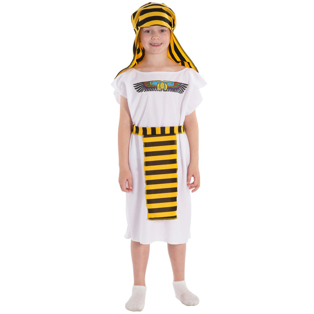 Image of White Egyptian costume for kids | Charlie Crow