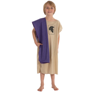 Image of Sand Roman | Greek costume for kids | Charlie Crow