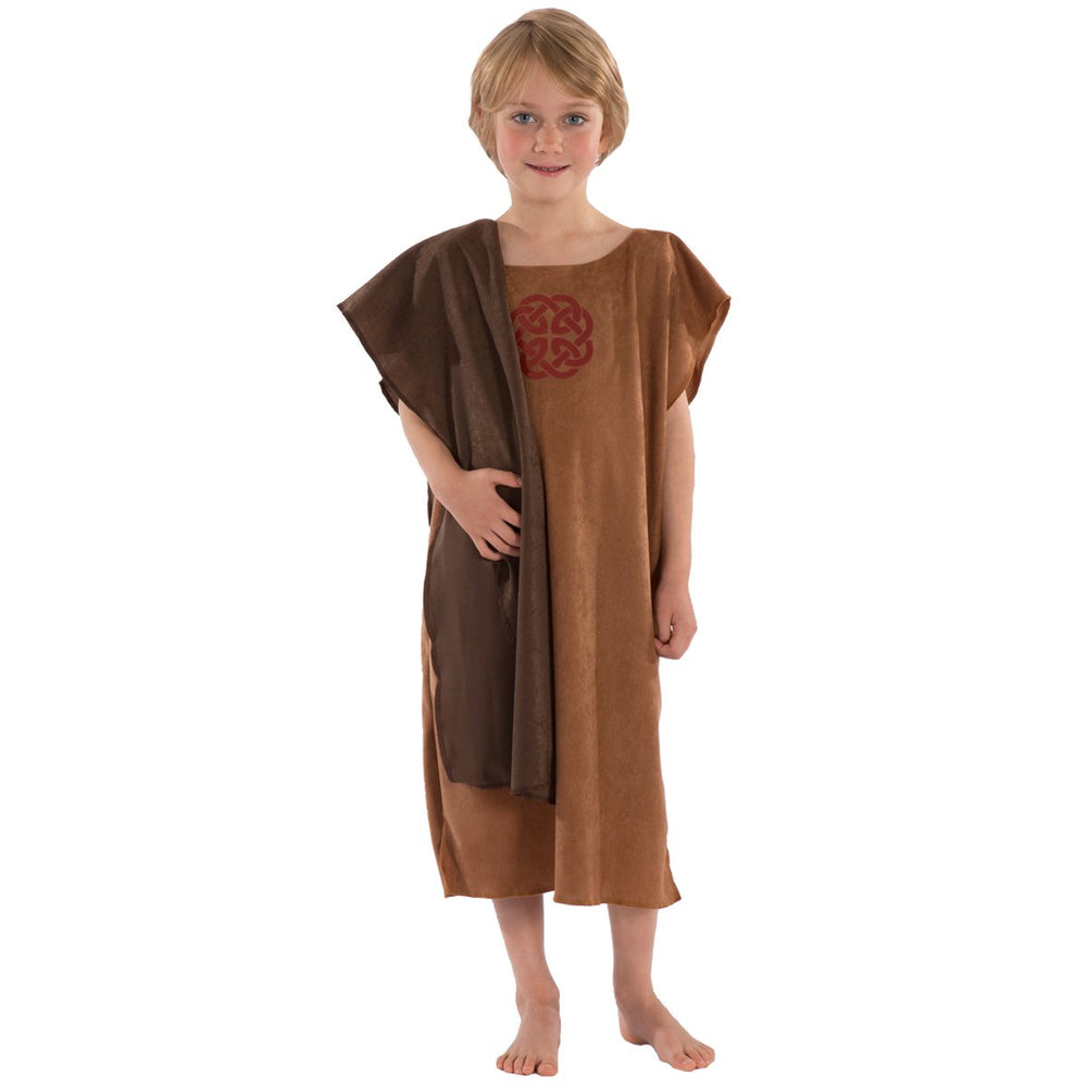 Image of Brown Viking costume for kids | Charlie Crow