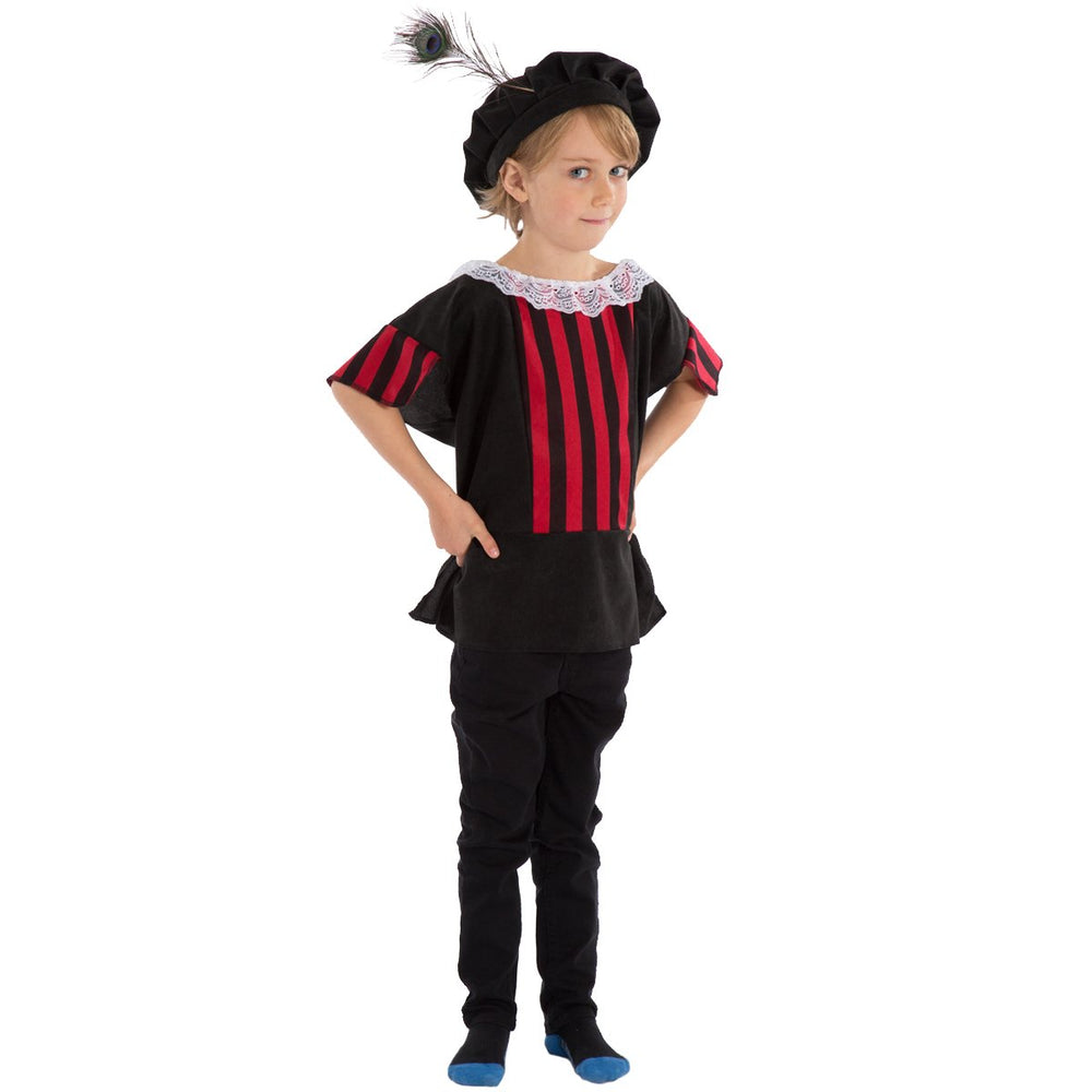 Image of Kids Tudor | Elizabethan | Shakespeare costume | Charlie Crow