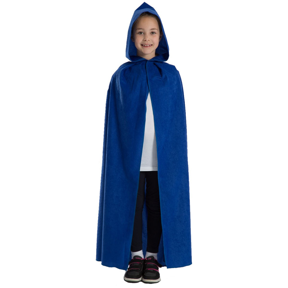 Image of Blue cloak costume for kids | Charlie Crow