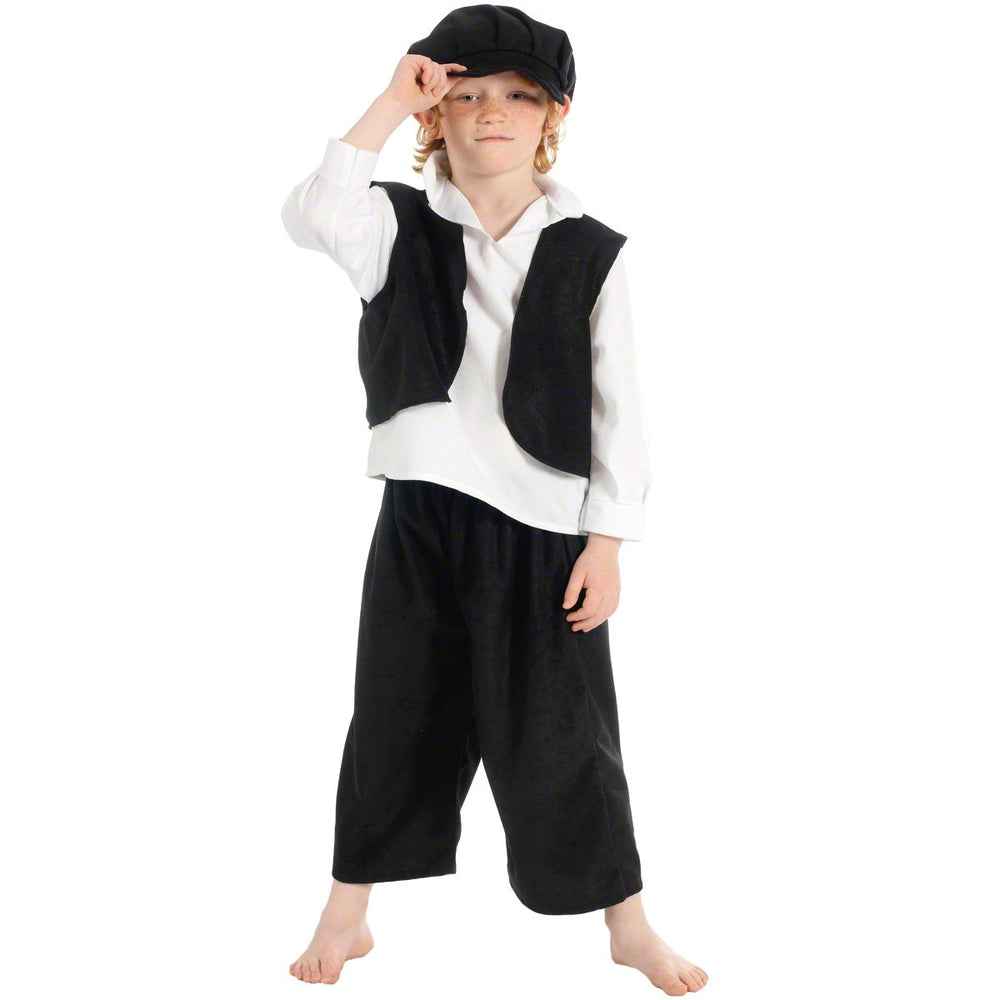 Image of Bert Chimney Sweep costume for kids | Charlie Crow
