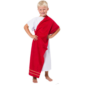 Image of Greek | Roman |Toga costume for kids | Charlie Crow