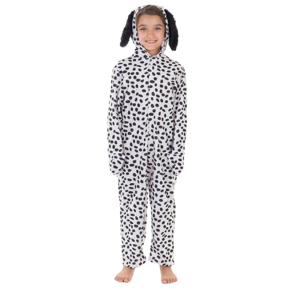 Image of Dalmatian Dog | Puppy costume for kids | Charlie Crow
