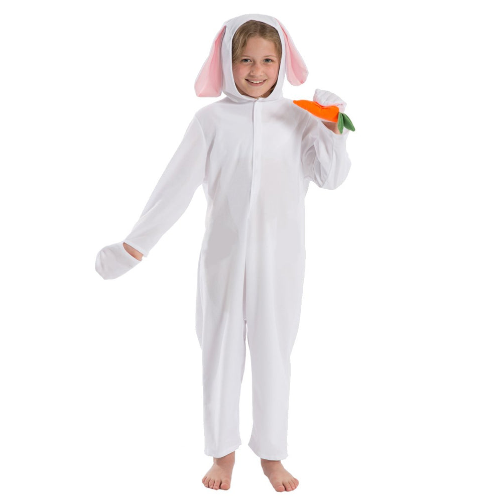 Image of White Rabbit | Bunny | Hare outfit for kids | Charlie Crow