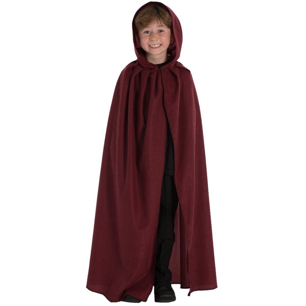 Image of Wizard | Warlock cloak costume for kids | Charlie Crow