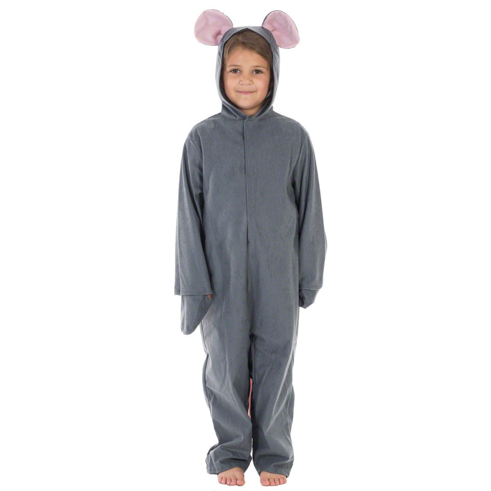Image of Kids Grey Mouse | Rat dressing up costume | Charlie Crow