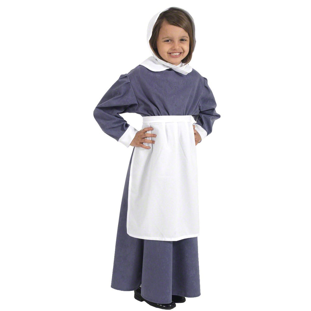Image of Florence Nightingale costume for girls | Charlie Crow