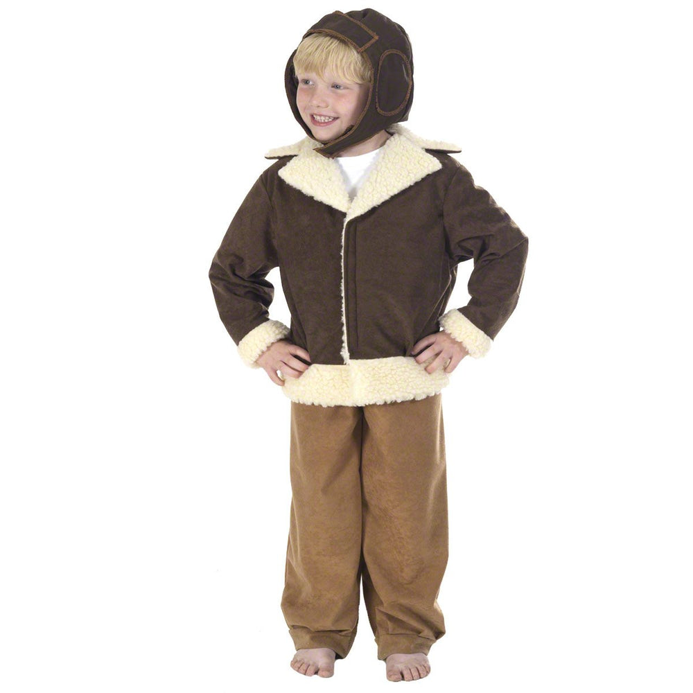 Image of WW2 Fighter Pilot costume for kids | Charlie Crow