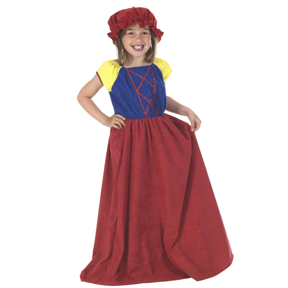 Image of Snow White girl costume for kids | Charlie Crow