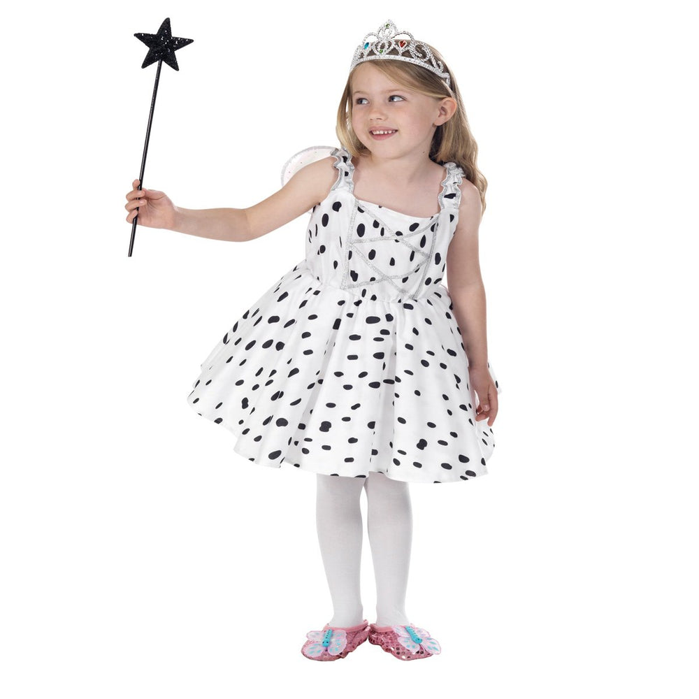 Image of Dalmatian spot Fairy Tutu costume for kids | Charlie Crow