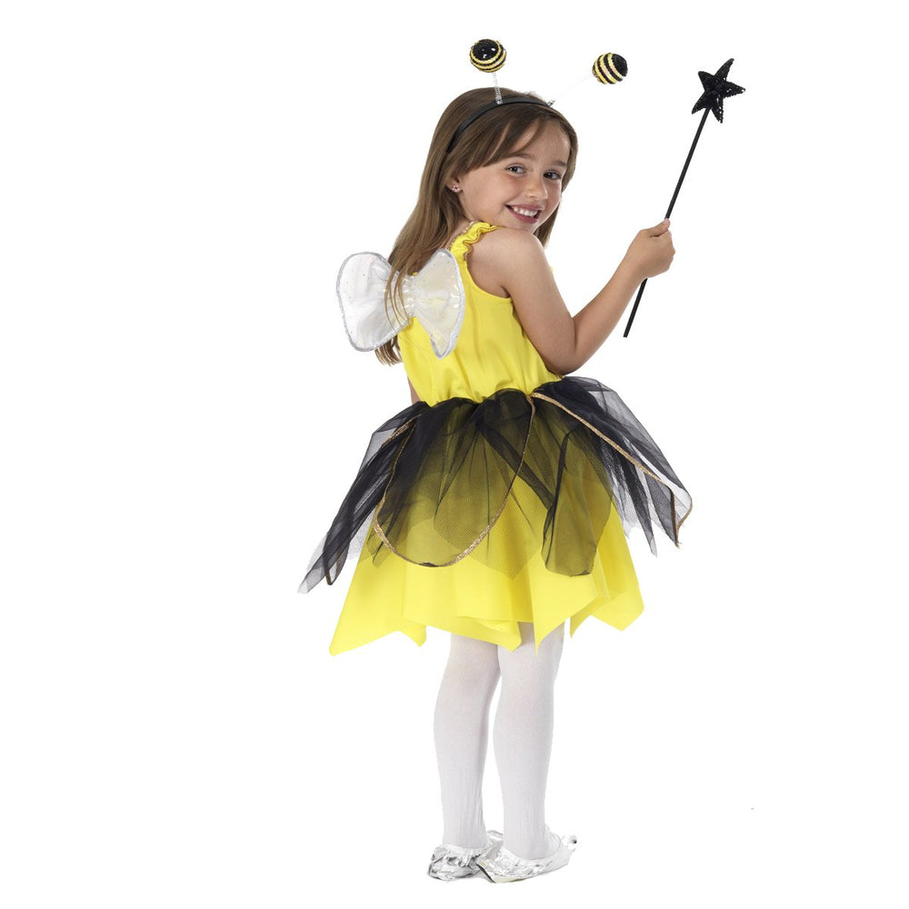 Image of Bumble Bee Fairy Tutu costume for kids | Charlie Crow
