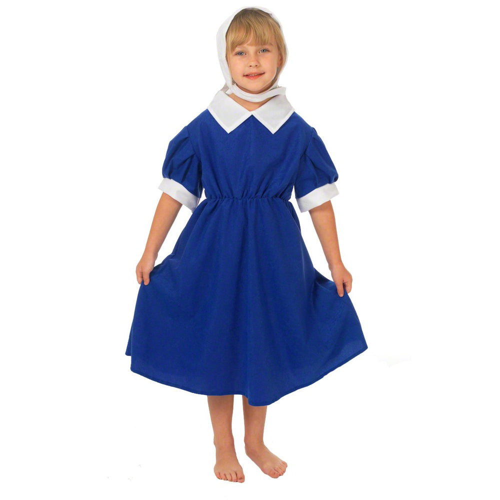 Image of Blue Dress costume for kids | Charlie Crow