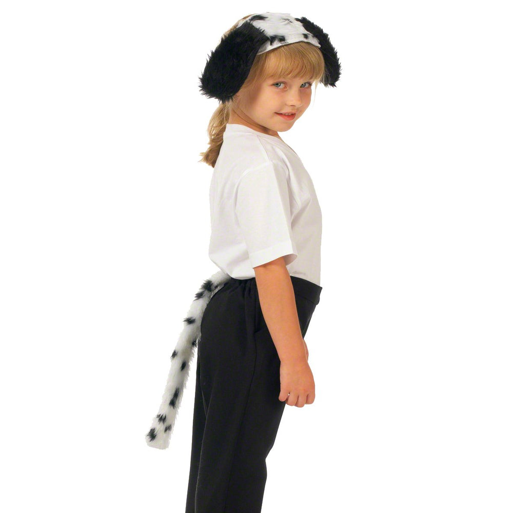 Image of Dalmatian Dog set costume for kids | Charlie Crow