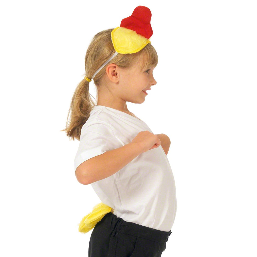 Image of Chicken set costume for kids | Charlie Crow