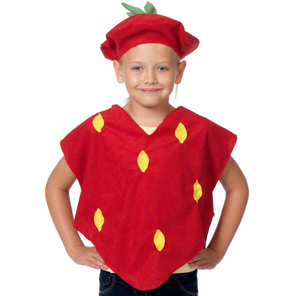 Image of Strawberry costume for kids | Charlie Crow