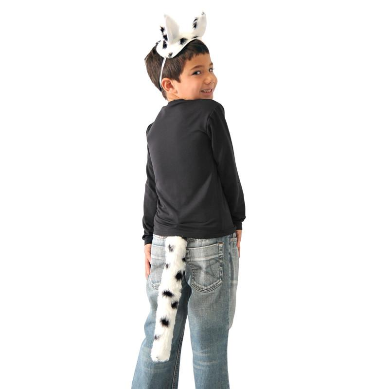 Image of Dalmatian Dog | Puppy set costume for kids | Charlie Crow