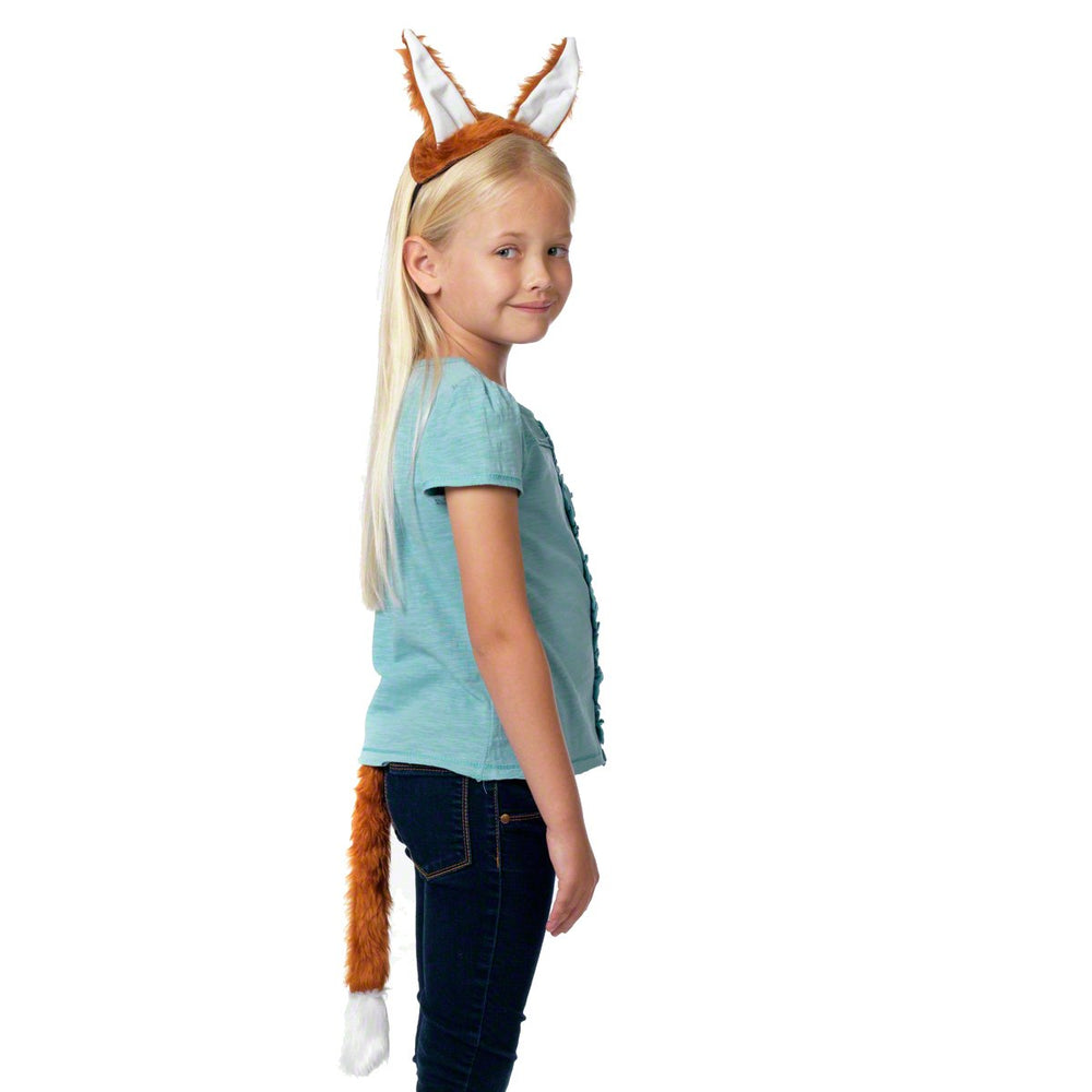 Image of Fox Cub set costume for kids | Charlie Crow