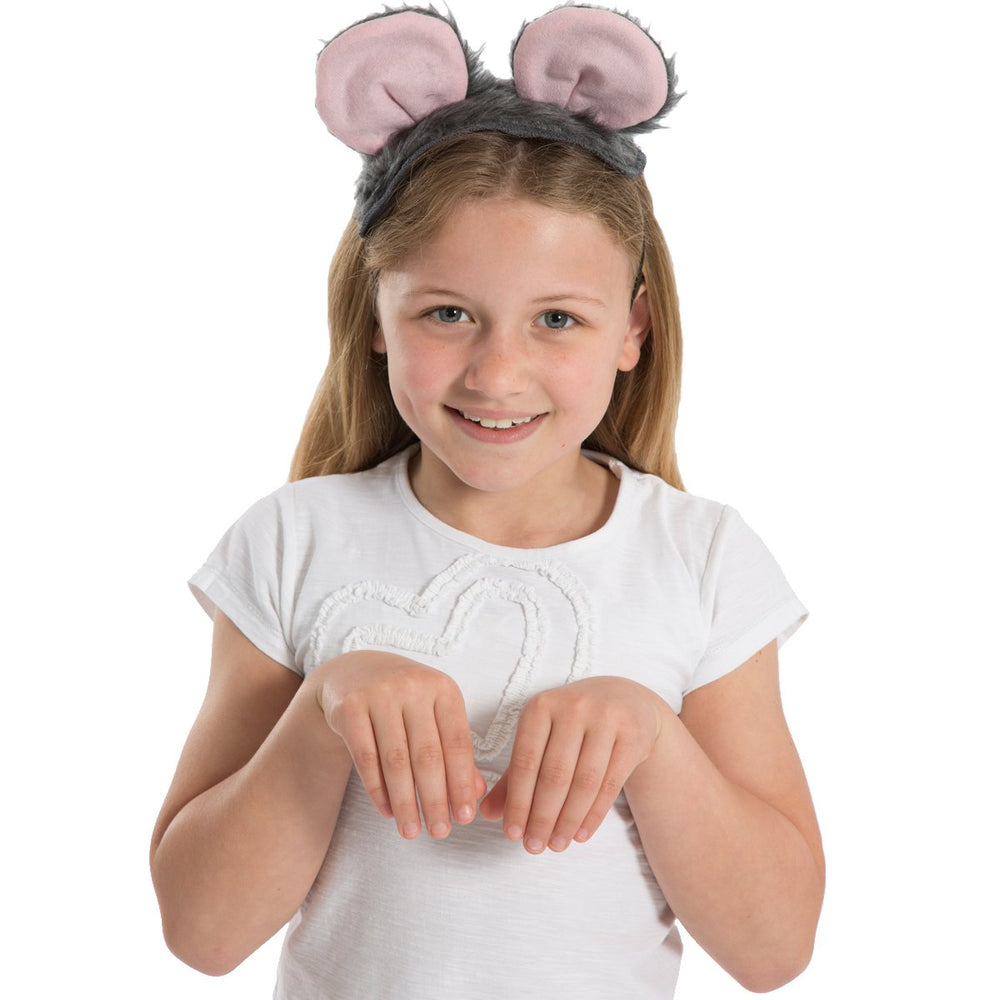 Image of Grey Mouse | Rat set costume for kids | Charlie Crow