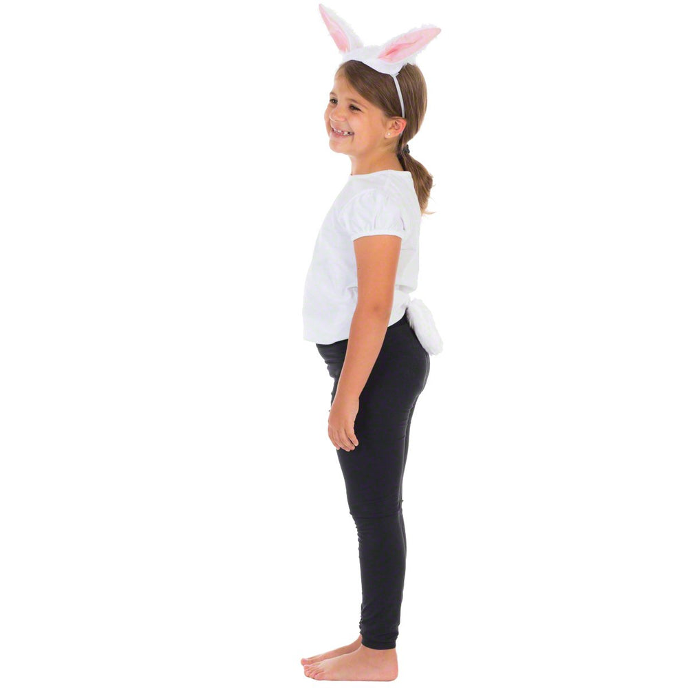 Image of White Rabbit | Bunny set costume for kids | Charlie Crow