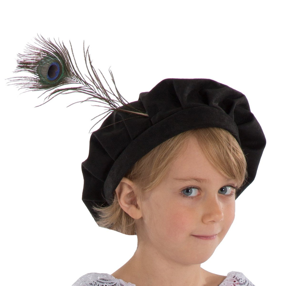 Image of Kids Shakespeare | Tudor | Elizabethan hat | Charlie Crow