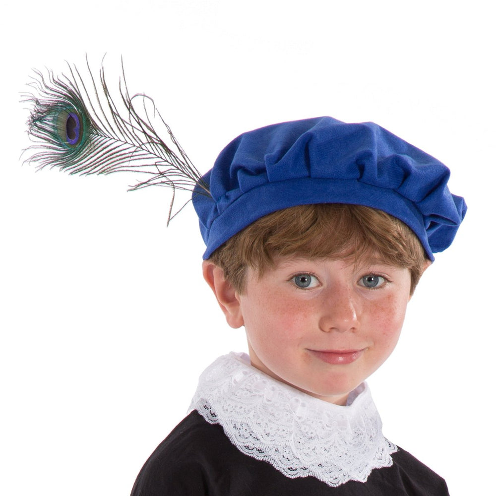 Image of Kids Tudor | Elizabethan | Shakespeare hat | Charlie Crow