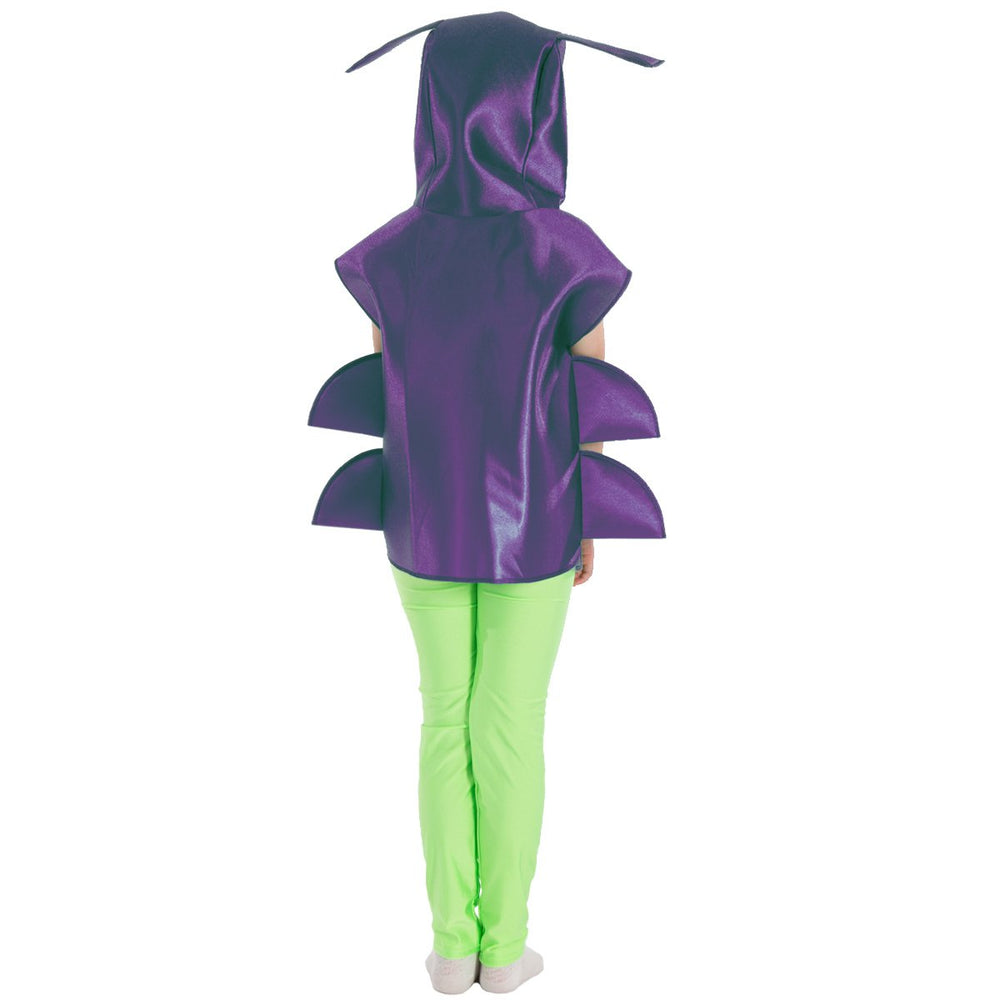 image of Purple Bug | beetle | insect costume for kids | Charlie Crow