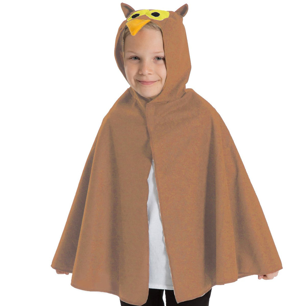 Image of Tawny Owl fancy dress costume for kids | Charlie Crow