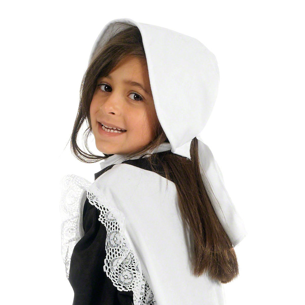 Image of Peasant Girl bonnet fancy dress accessory | Charlie Crow