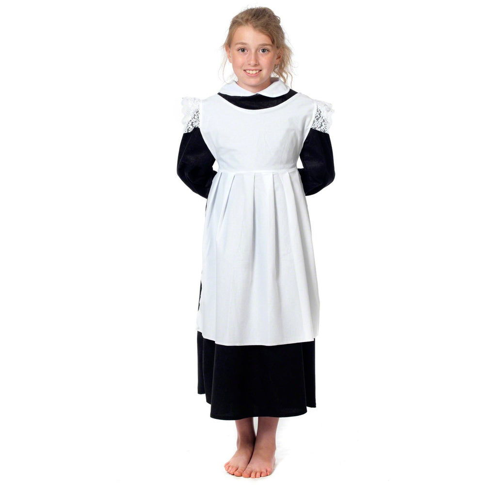 Image of Pauper girl historical Smock costume accessory | Charlie Crow