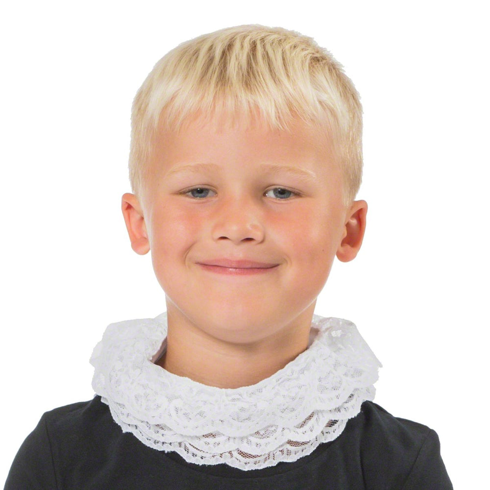 Image of Kids Tudor | Elizabethan | Shakespeare Neck Ruff | Charlie Crow