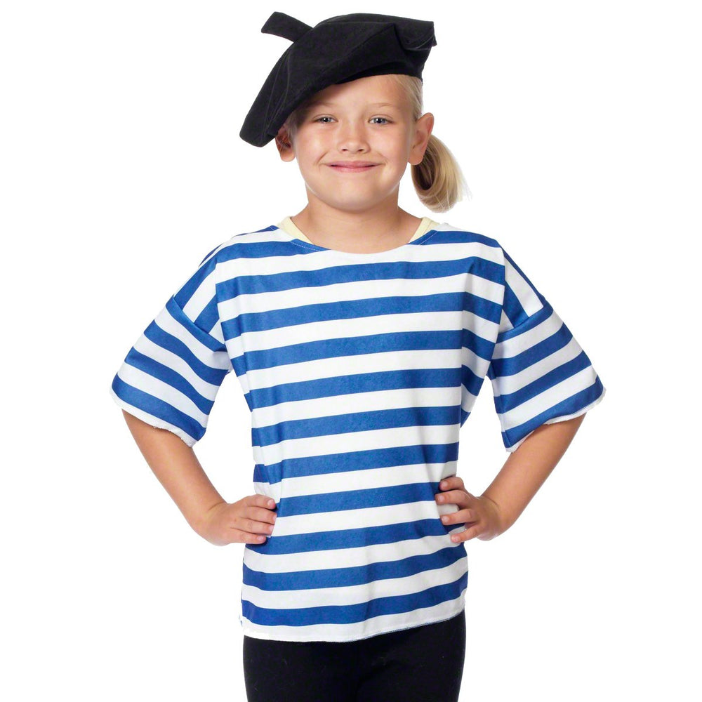 Image of French tunic and beret fancy dress set | Charlie Crow
