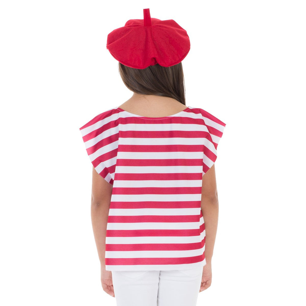 Image of French Day tunic and beret fancy dress set | Charlie Crow