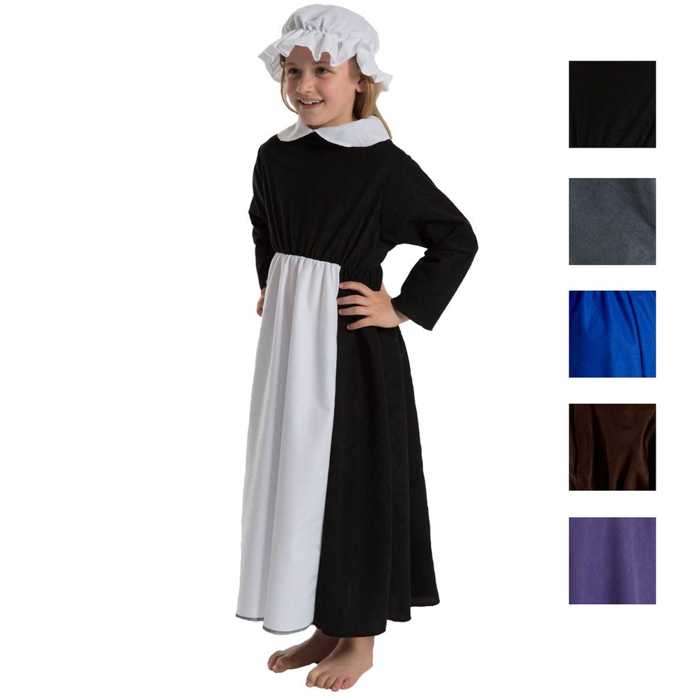 Image of Victorian | Edwardian Girl fancy dress costume | Charlie Crow