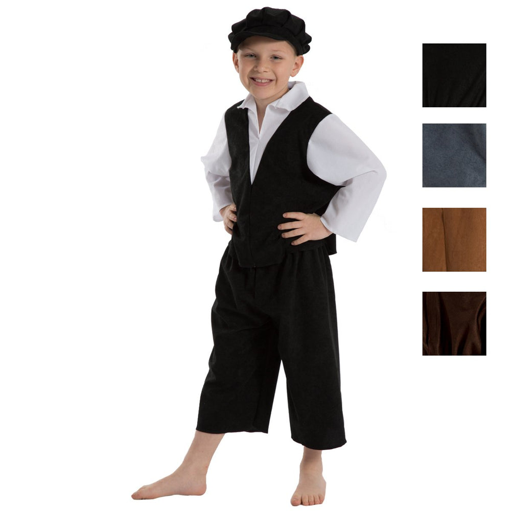 Image of Victorian | Edwardian unisex fancy dress costume | Charlie Crow