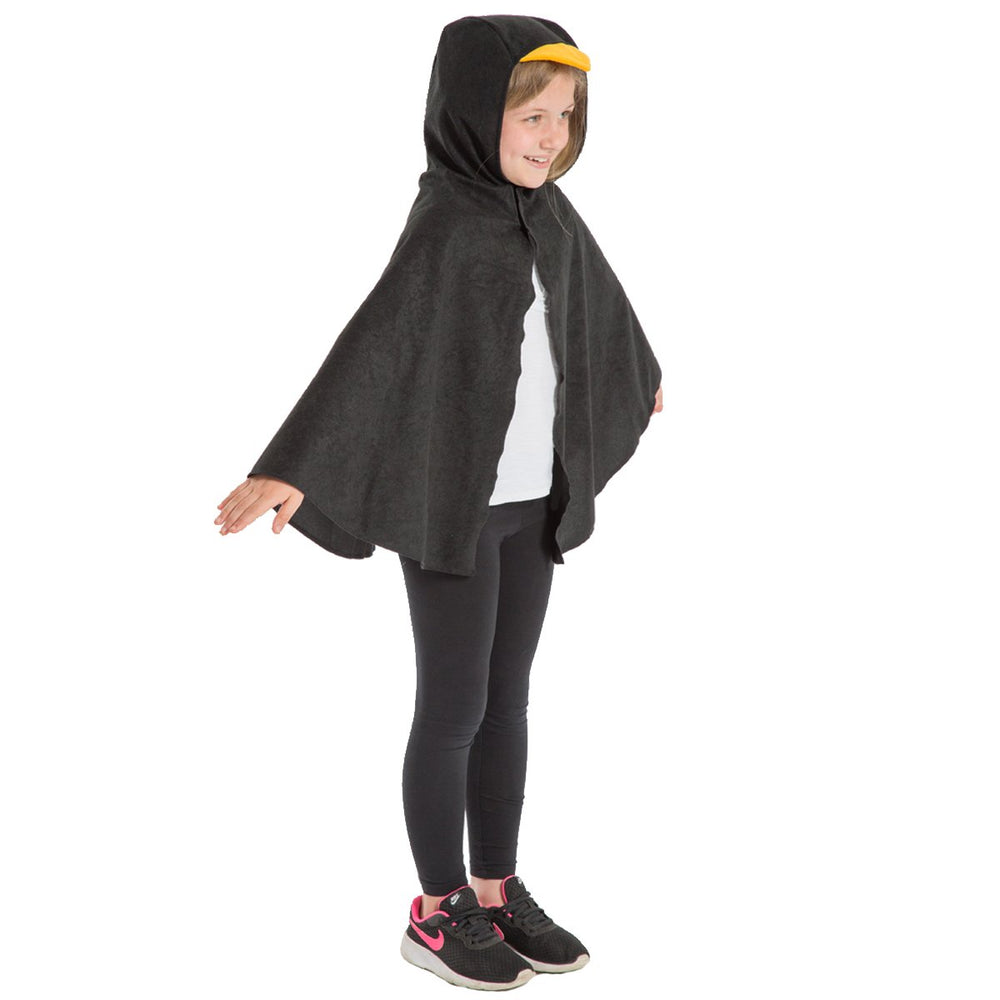 Image of Kids Blackbird |Rook | Crow | Raven | Charlie Crow costume