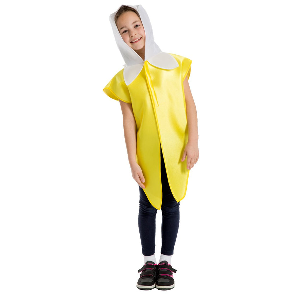 Image of Banana Fruit Veg kids dress up costume | Charlie Crow