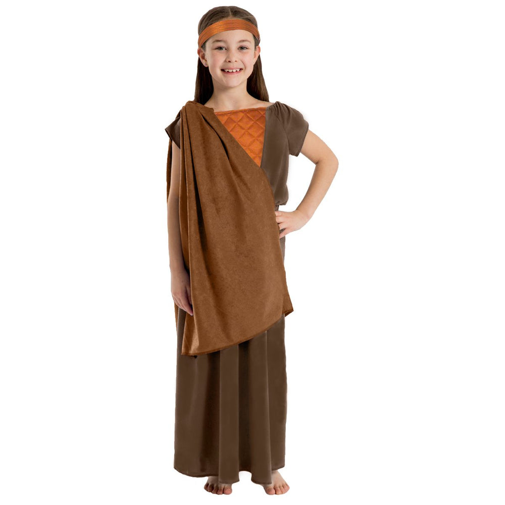 Image of Historical Viking day Girls dress up costume | Charlie Crow
