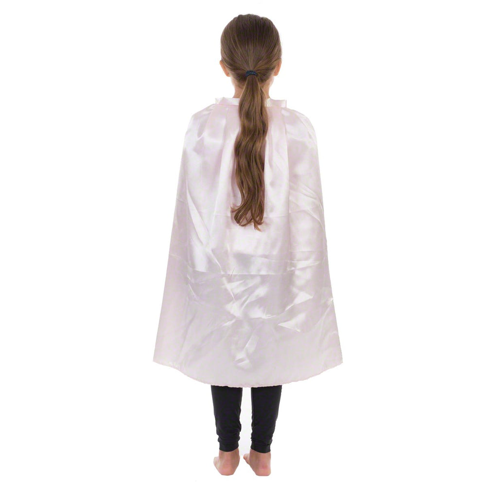 Image of Girls Pink superhero fancy dress cape | Charlie Crow